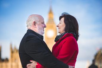 Comemoração de 40 anos de casados
