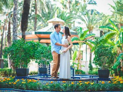 Ensaio pre-wedding na Espanha