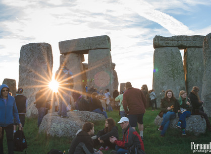 Solsticio de Verão em Stonehenge