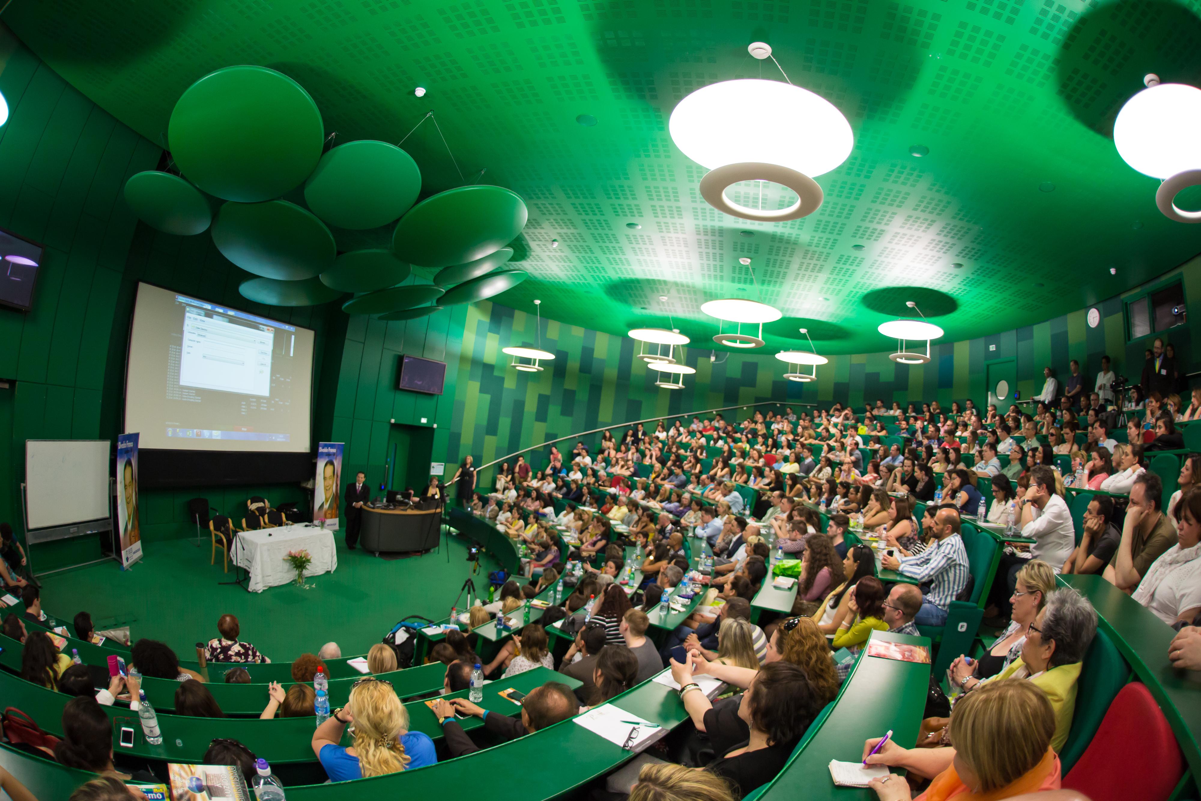 Divaldo Franco conference in London
