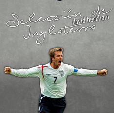Beckham Selección