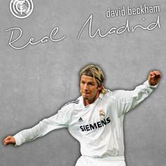 Beckham Madrid
