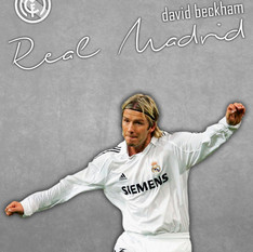 Beckham Madrid