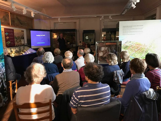 Public lectures in the Buttercross