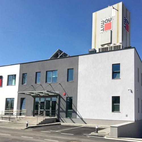 """Офис сградата на """"Баумит България"""""""