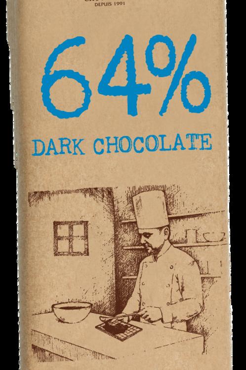 Koleff – Натурален шоколад 64% 90г