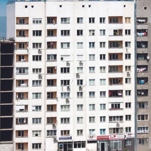 Блок 958 Жилищна Сграда - довършителни работи кв. Люлин 9, София