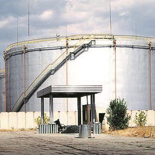 Петролна база с.Антон / Петролна база гр. Първомай
