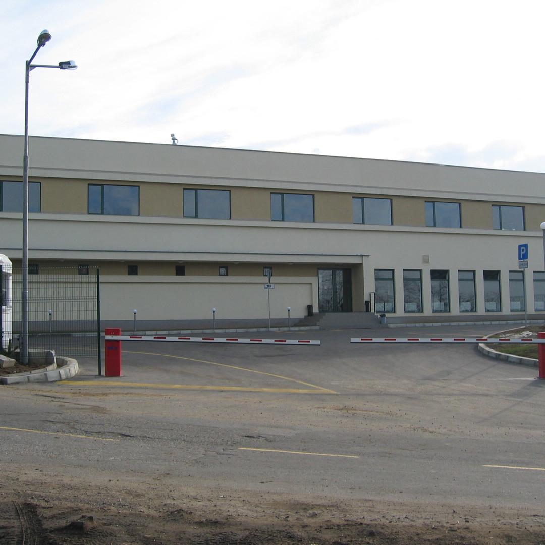 Шивашка фабрика Суисмод Ихтиман