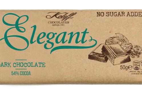 Elegant Натурален Шоколад Без Добавена Захар 50g