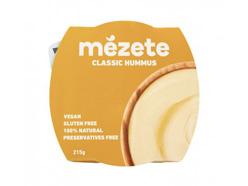 Истинския хумус Mezete КЛАСИК 215 г