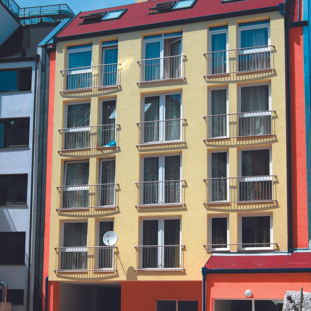 Жилищна сграда София, ул. Хан Пресиян 21