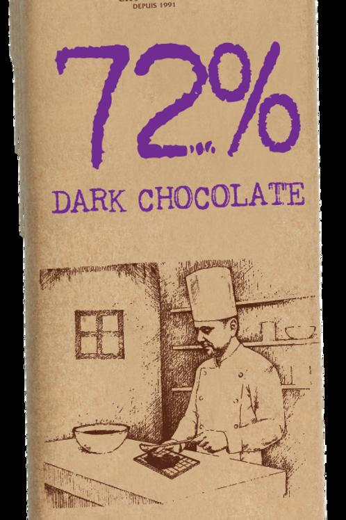 Koleff – Натурален шоколад 72% 90г