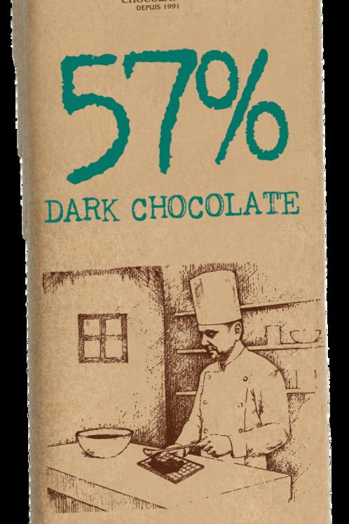 Koleff – Натурален шоколад 57% 90г
