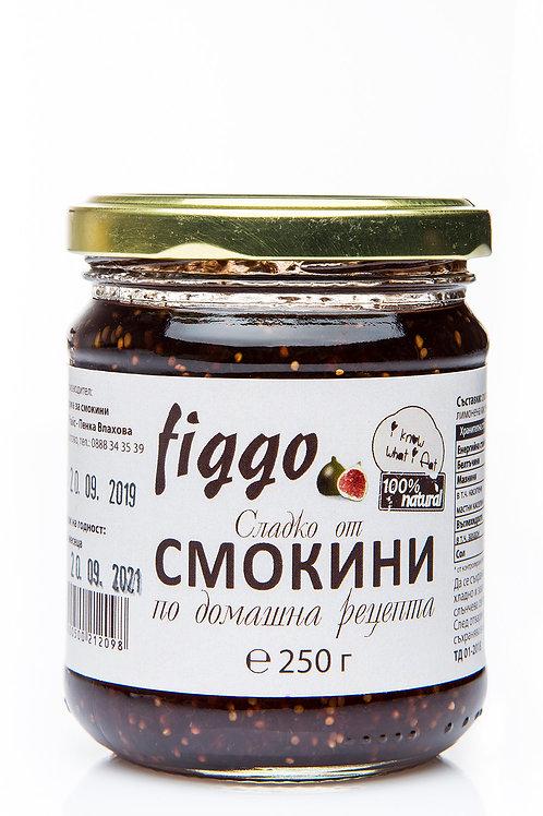 Сладко от смокини по домашна рецепта 250 г.