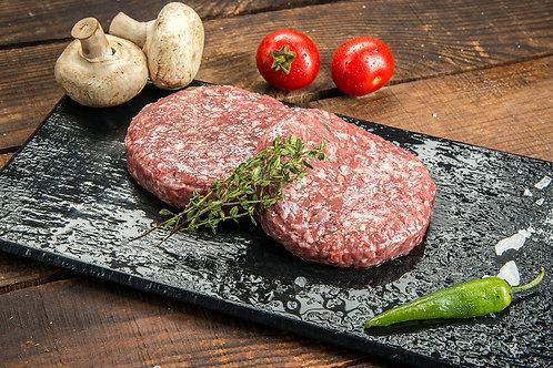 Бургер кюфтета от БИО Блек Ангъс 2 бр. - 300 г