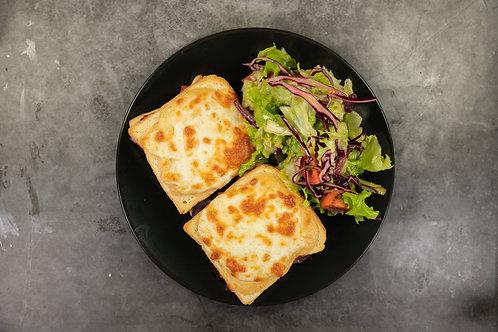 Крок Мосю сандвич