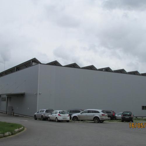 Фотоелектрична Централа 127 kW -Суходол