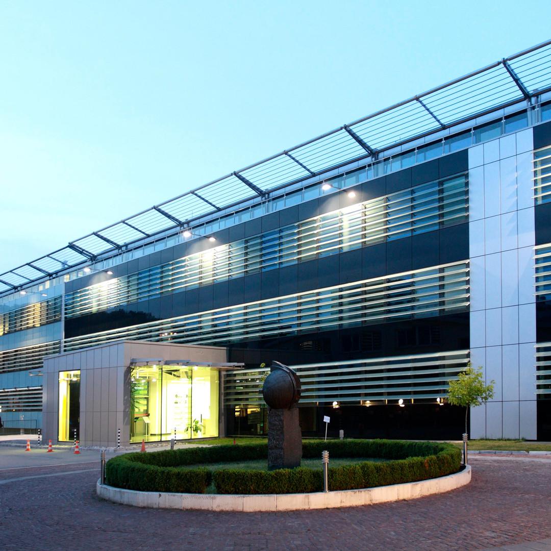 Офис Сграда Експо 2000 - втори етап