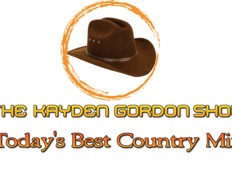 The Kayden Gordon Show Today's Best Country Mix Team Visited Events + Met Singers!
