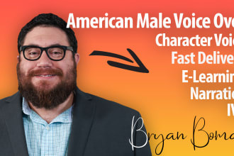 Boman Media Helps With Voiceovers!