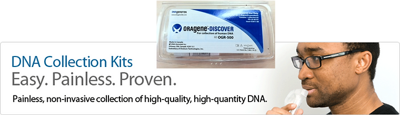 oragene dna kit