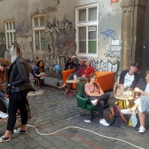 annual prague neighborhood street parties