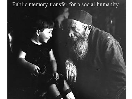 Public Memory Transfer for a Social Humanity