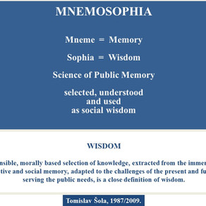 Definition of Mnemosophy