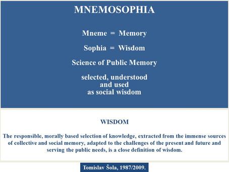 Definition of Mnemosophy