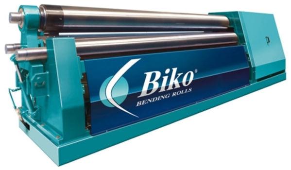 3-х валковые гибочные машины с регулируемым положением нижних роликов Biko b3