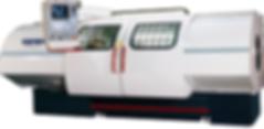 Токарный станок с цикловым управлением высотой центров от 380 до 550 мм и расстоянием между ними от 2 до 10 м серии PICOTRE