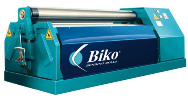 Гидравлические вальцовочные станки серии B4 Biko