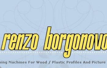 KOIMPEX представляет ОБОРУДОВАНИЕ BORGONOVO Новые технологии изготовления рамок из древесины, ПСП и