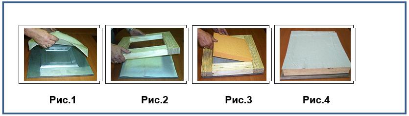 Технология литья листового ламинированного компаунда