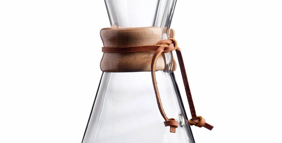 Chemex Filter-Drip Coffeemaker