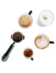 Kaffee, Espresso, Cappuccino