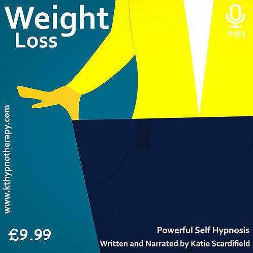 Weight Loss Self- Hypnosis MP3