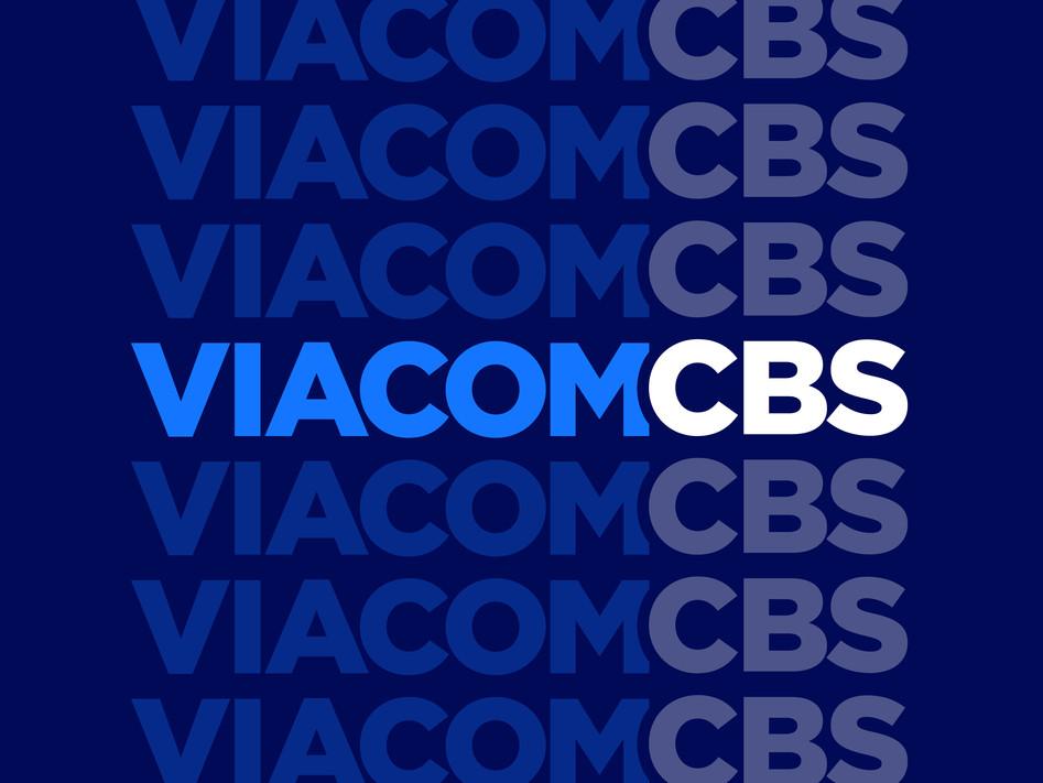 ViacomCBS Logo Design & Rollout