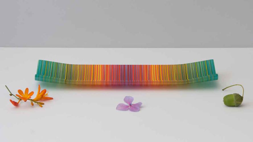 ColourWave Glass – Tropical Breeze – LS.