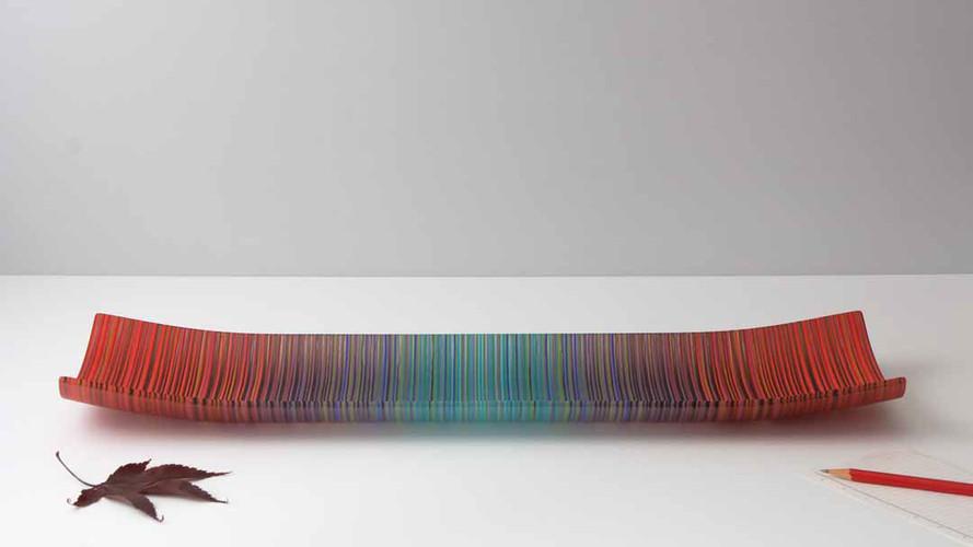 ColourWave Glass – Edwardian Study – LS.