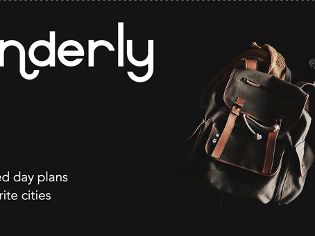 STARTUP WANDERLY SOLVES INTEREST-CENTERED TRIP PLANNING PUZZLE