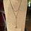Thumbnail: Lotus Flower Double Necklace
