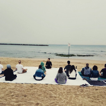 Corporate Events at Beach