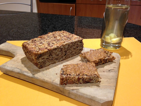 Healthy Seed Bread