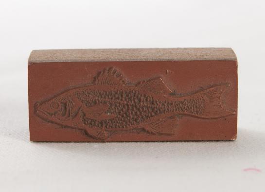 sello de pescado