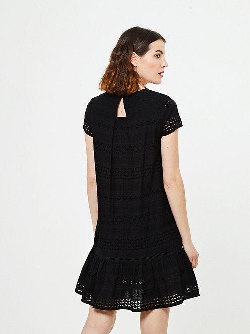 Vestido Luxy Perforado