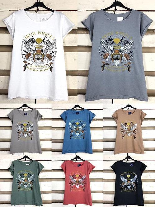 Camiseta Aguilas