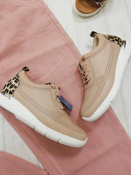 Zapatillas combinadas print