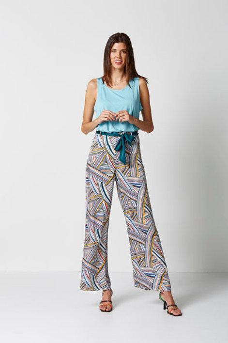 Pantalón lazada multi